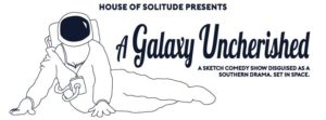 A Galaxy Uncherished Logo Wide