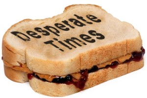 Desperate Times Logo