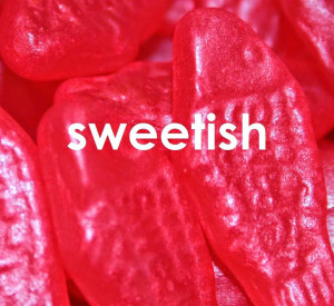 Sweetish Square Logo