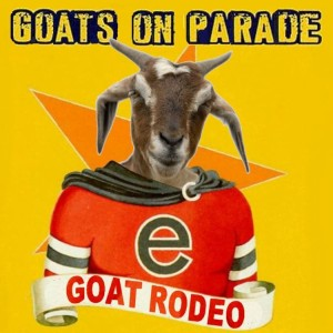 Goats on Parade