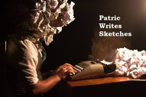 Patrick Writes Sketches Logo