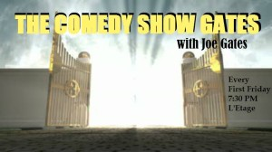 The Comedy Show Gates