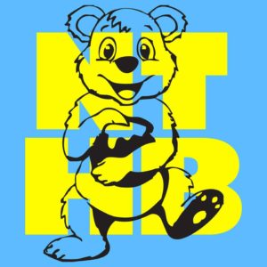 New Team Honeybear Logo